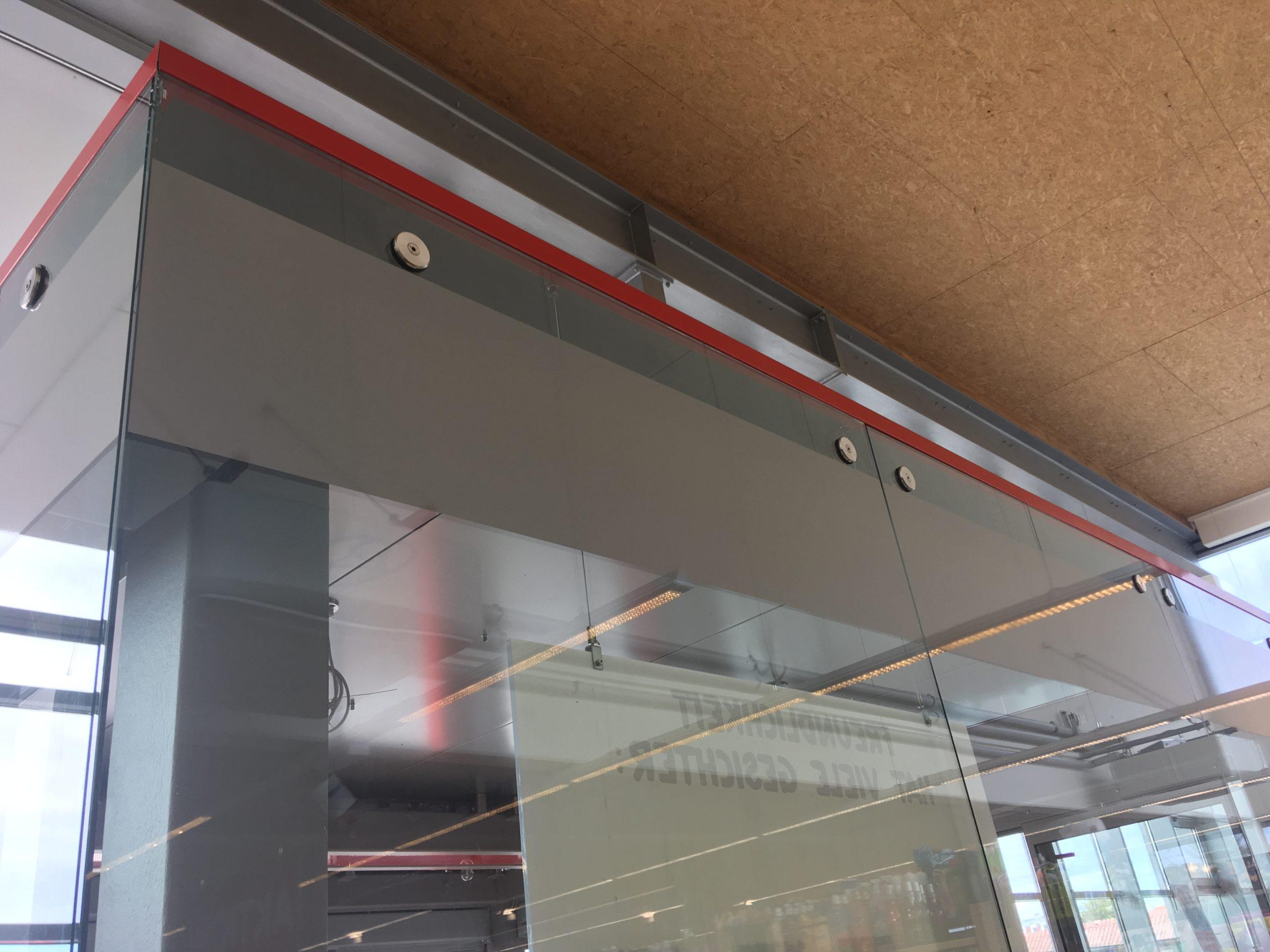 Sichtschutz Glasdekorfolie 3