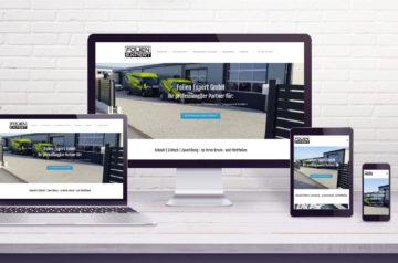 Folien Expert Webseite