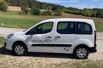 Autobeschriftung-Architekt-DI-Michael-Maurer